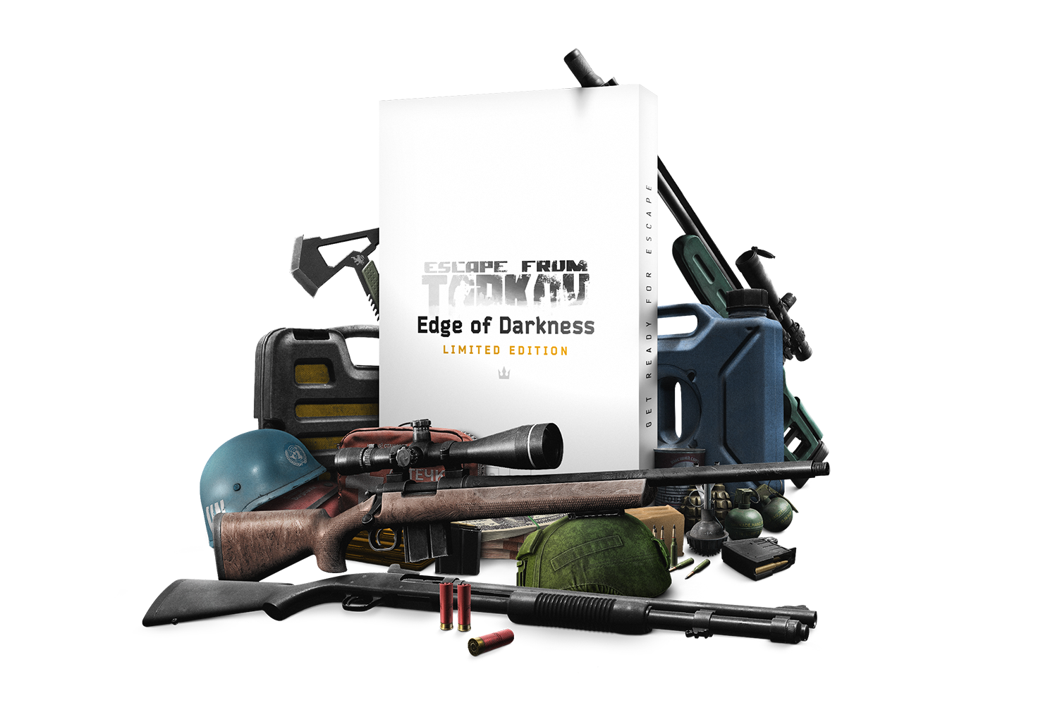Edge of Darkness Limited Edition
