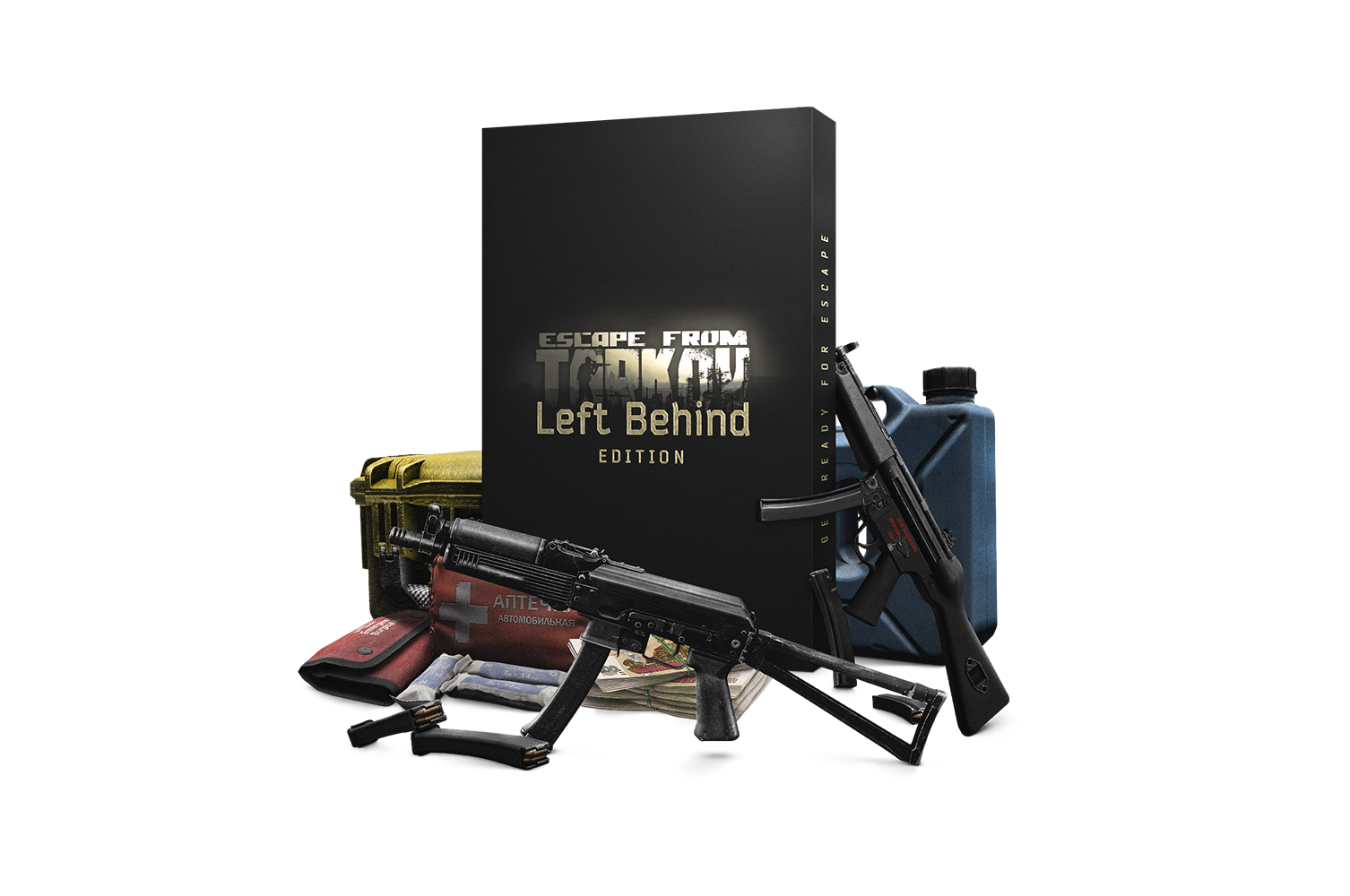 Left Behind Edition