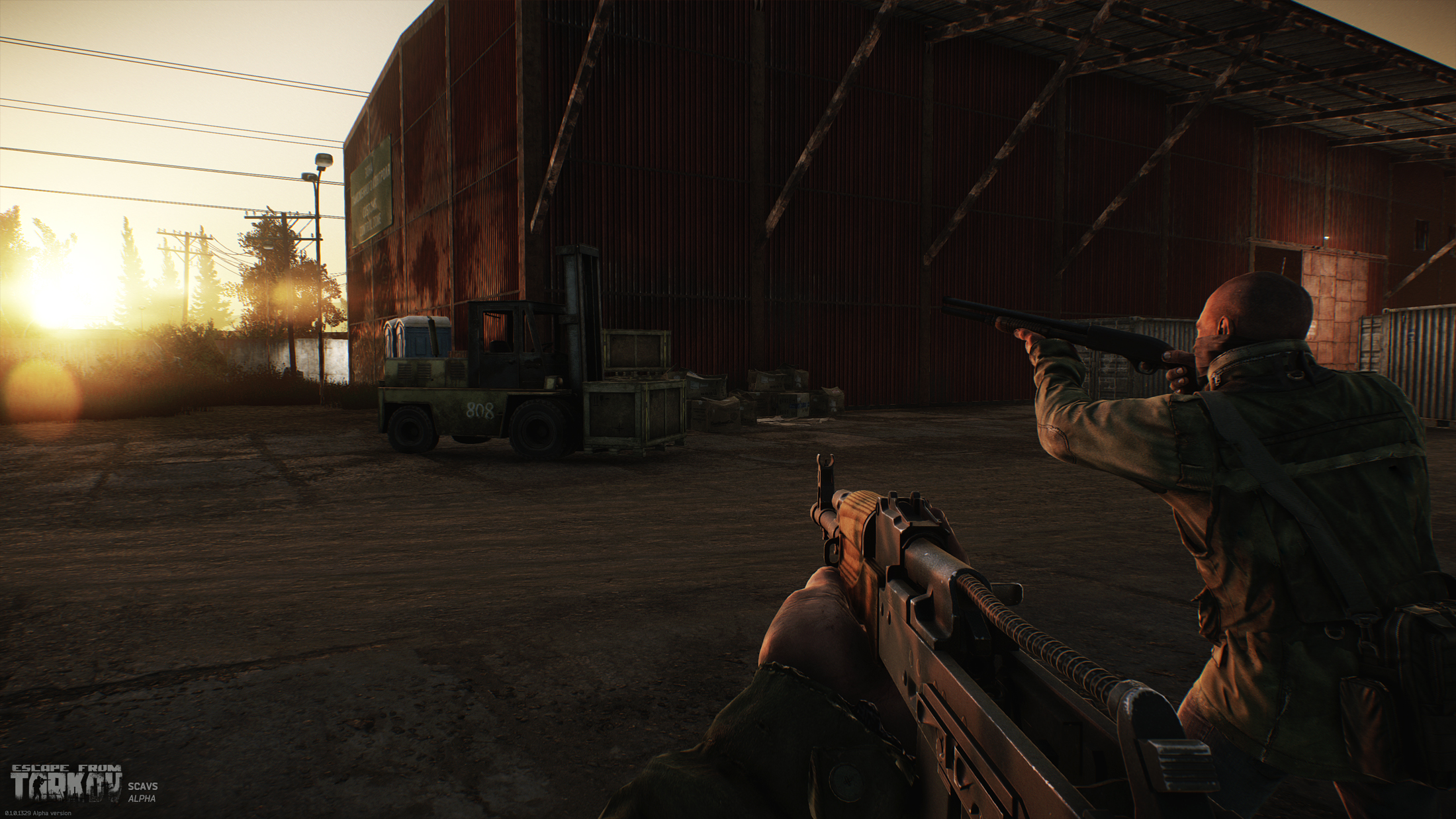 Escape from Tarkov official page