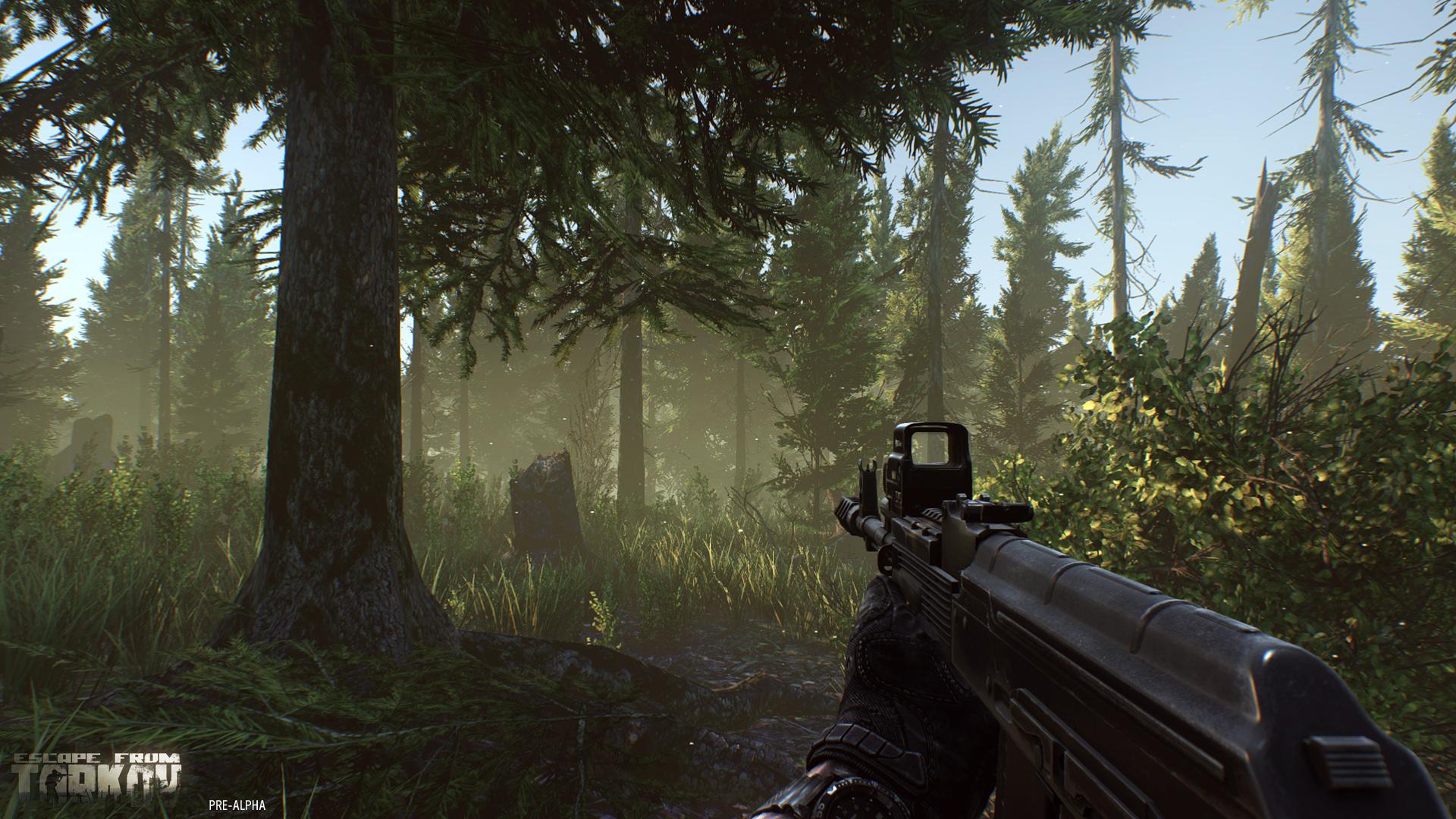 Pre-Alfa Screenshot 6 - Escape from Tarkov