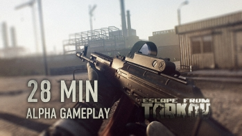 Escape from Tarkov Escape from Tarkov Alpha Gameplay (28 mins)