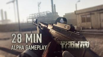 Escape from Tarkov Escape from Tarkov Alpha Gameplay (28 mins)