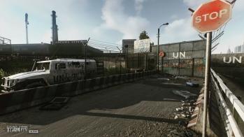 Escape from Tarkov EFT-Alpha - Customs roadblocks - 1