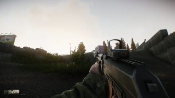 Escape from Tarkov Nuovi screenshot di Escape from Tarkov Alpha 7