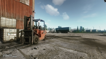 Escape from Tarkov EFT-Alpha - Customs terminal - 3