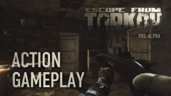 Escape from Tarkov Action Gameplay Trailer