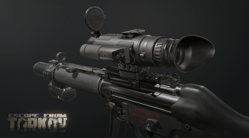 Escape from Tarkov Screenshots of HK MP5 SMG and its variants in Escape from Tarkov - 3