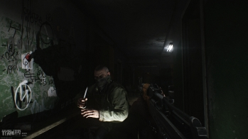 Escape from Tarkov Screenshot gameplay degli Scav