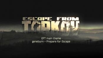 Escape from Tarkov OST - Main music theme