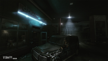 Escape from Tarkov EFT-Alpha - Customs gas station - 2