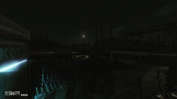 Escape from Tarkov EFT-Alpha - Customs gas station - 3