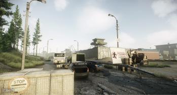Escape from Tarkov Screenshots of extended Shoreline - 2