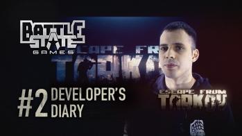 Escape from Tarkov Developer`s diary #2