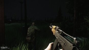 Escape from Tarkov Скриншоты игры за Диких 1