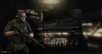 Escape from Tarkov EFT-Alpha Interface - Raid 4
