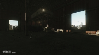 Escape from Tarkov EFT-Alpha - Customs terminal - 1