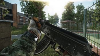 Escape from Tarkov We present to your attention the screenshots of the latest addition to our weapon range - 7.62mm AKM - 4