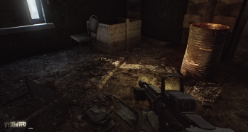 Escape from Tarkov EFT-Alpha - the Factory - 5