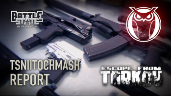Escape from Tarkov Develolpers diary: TSNIITOCHMASH Report