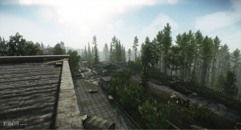 Escape from Tarkov Screenshots of extended Shoreline - 22