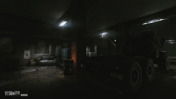 Escape from Tarkov EFT-Alpha - Customs repair shop - 1
