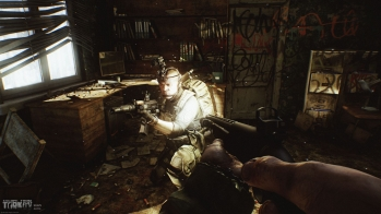 Escape from Tarkov Screenshots of the Scav gameplay 18