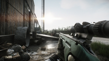 Escape from Tarkov Nuovi screenshot di Escape from Tarkov Alpha 11