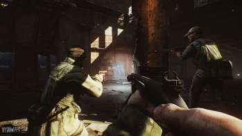 Escape from Tarkov Screenshots of the Scav gameplay 11
