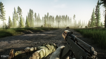 Escape from Tarkov Скриншоты игры за Диких 3