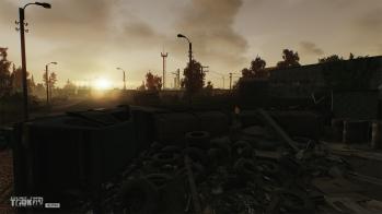 Escape from Tarkov EFT-Alpha - Customs roadblocks - 2