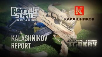 Escape from Tarkov Visiting Kalashnikov. Developers Diaries