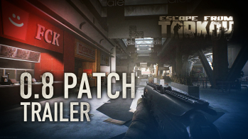 Escape from Tarkov New videotrailer of the nearest update 0.8