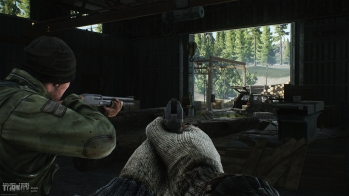 Escape from Tarkov Скриншоты игры за Диких 6