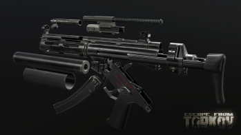 Escape from Tarkov Screenshots of HK MP5 SMG and its variants in Escape from Tarkov - 8