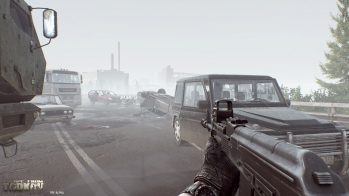 Escape from Tarkov Pre-Alfa Screenshot 9