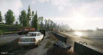 Escape from Tarkov The Shoreline location - 1