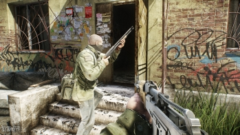 Escape from Tarkov Screenshots of the Scav gameplay 7