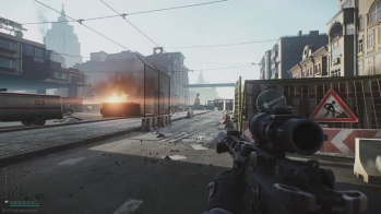 Escape from Tarkov Escape from Tarkov - Streets of Tarkov teaser