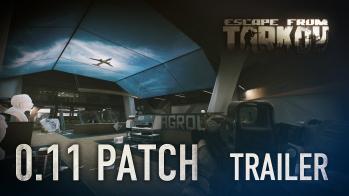 Escape from Tarkov Escape from Tarkov Beta - 0.11 Patch trailer