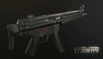 Escape from Tarkov Screenshot di un HK MP5 SMG e le sue varianti in Escape from Tarkov - 5