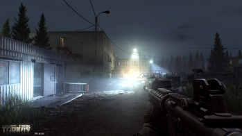 Escape from Tarkov Pre-Alfa Screenshot 3