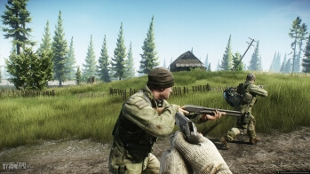 Escape from Tarkov Скриншоты игры за Диких 16