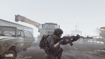 Escape from Tarkov Pre-Alfa Screenshot 8