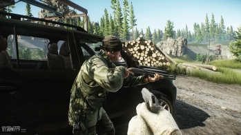 Escape from Tarkov Screenshots of the Scav gameplay 10