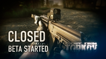 Escape from Tarkov Beta is available