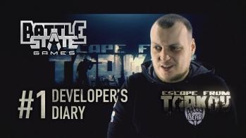 Escape from Tarkov Developer`s diary #1