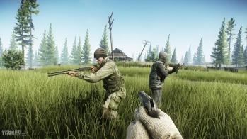 Escape from Tarkov Screenshots of the Scav gameplay 14
