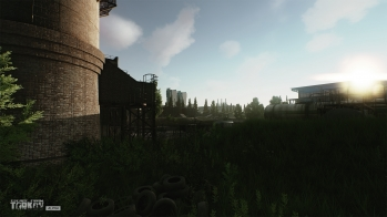 Escape from Tarkov EFT-Alpha - Customs chemical plant - 1