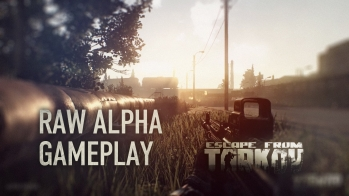 Escape from Tarkov Raw Alpha gameplay footage