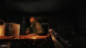 Escape from Tarkov Скриншоты игры за Диких 12